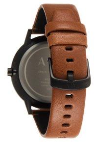 Armani Exchange - Chronograph watch - brown - 1