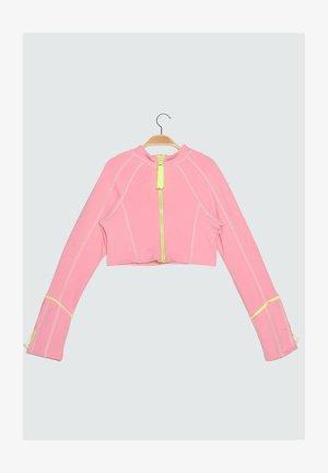 Träningsjacka - pink