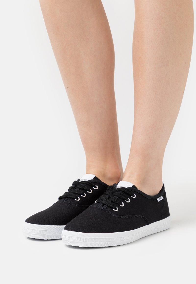 Esprit - NITA - Sneakers laag - black