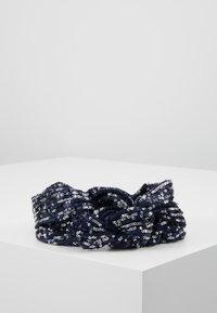 Becksöndergaard - SEQUINS HAIRBAND - Hair Styling Accessory - blue - 0