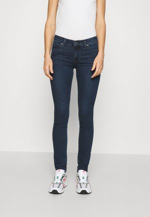 SCARLETT BODY OPTIX - Jeansy Skinny Fit - clean aurora