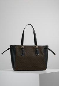 MICHAEL Michael Kors - VOYAGER TOTE - Handbag - brown - 2