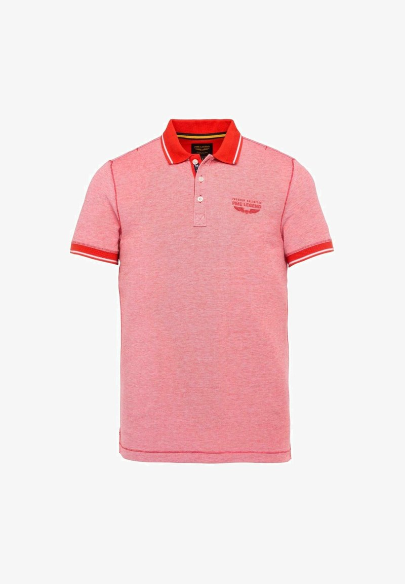 PME Legend - Polo shirt - valiant poppy