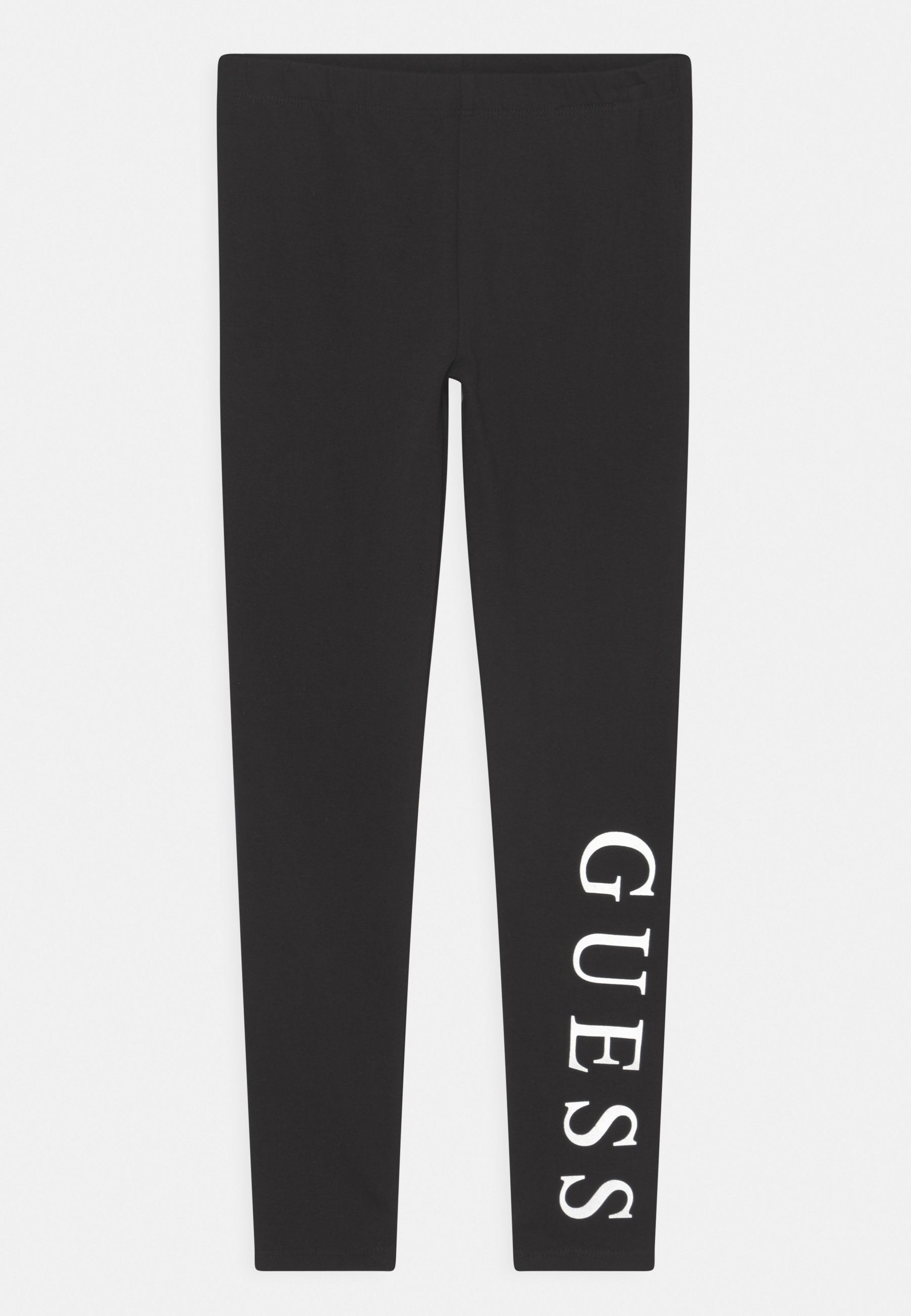 Kids JUNIOR CORE - Leggings - Trousers - jet black