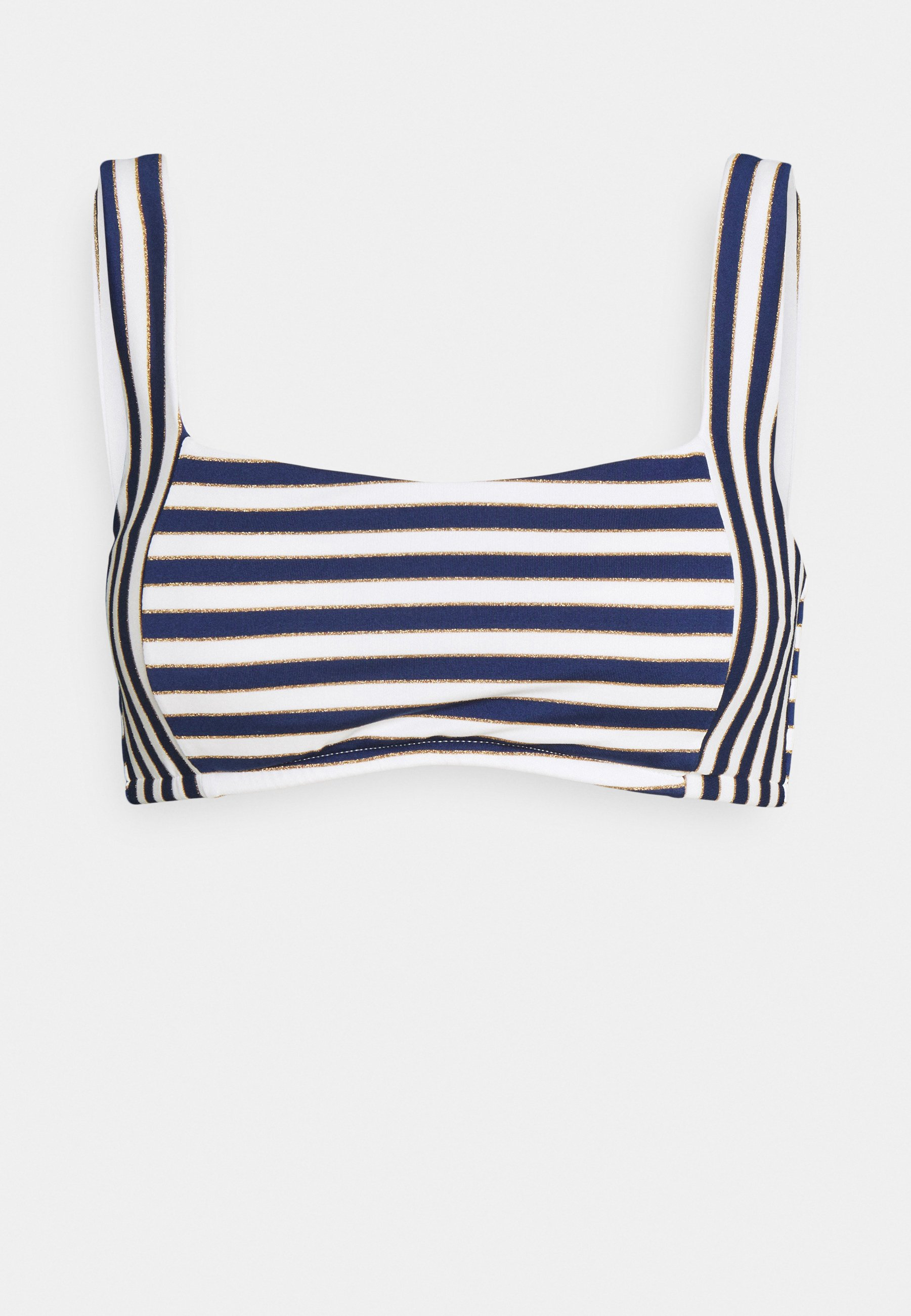 Women STRIPES - Bikini top