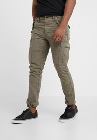 Polo Ralph Lauren - Cargo trousers - british olive - 0