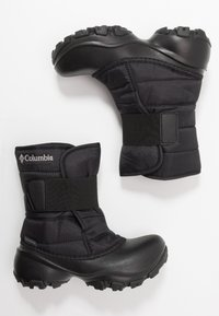 Columbia - YOUTH ROPE TOW KRUSER 2 - Winter boots - black - 0