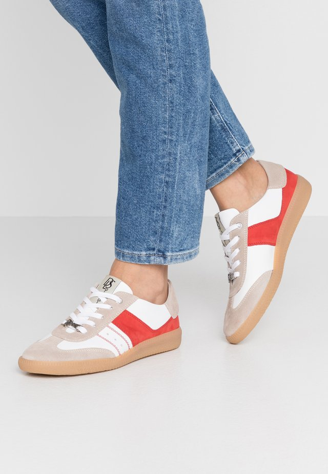 Sneakers - rosso