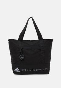 adidas by Stella McCartney - TOTE - Sports bag - black/white - 0