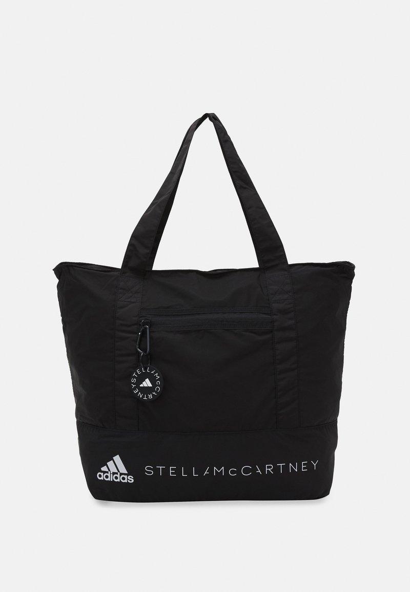 adidas by Stella McCartney - TOTE - Sports bag - black/white
