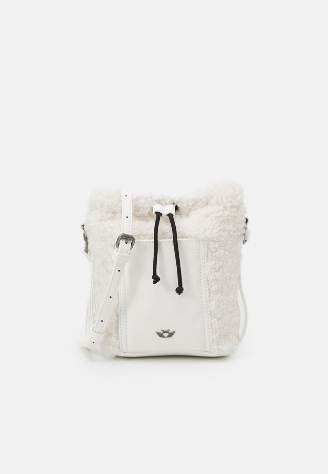 PONI - Across body bag - white