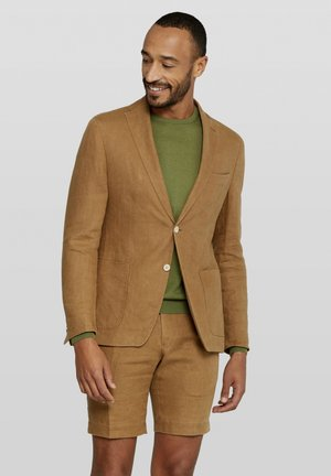 ELRAY - Blazer jacket - light brown