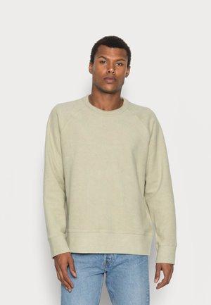 Sweatshirt - greenish beige