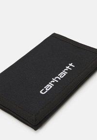 Carhartt WIP - PAYTON WALLET UNISEX - Wallet - black / white - 3