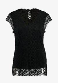 Saint Tropez - Print T-shirt - black - 3