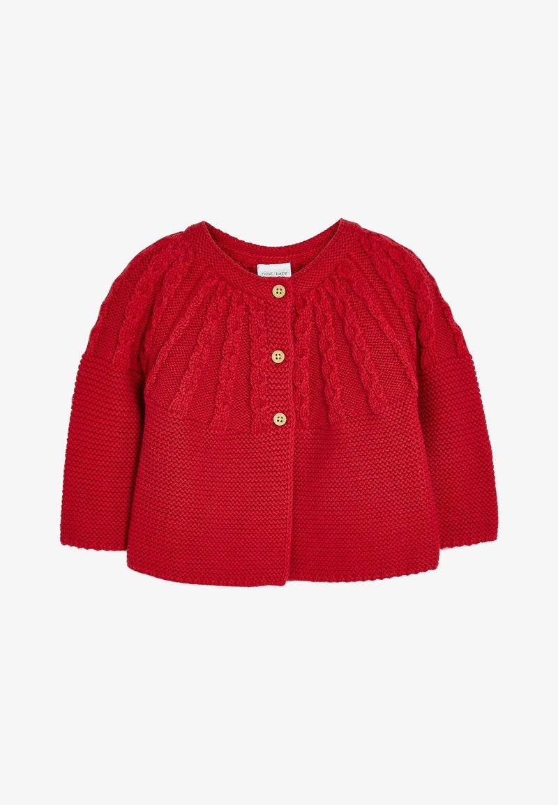 Next - Cardigan - red