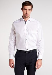 Eterna - REGULAR FIT - Shirt - white - 0