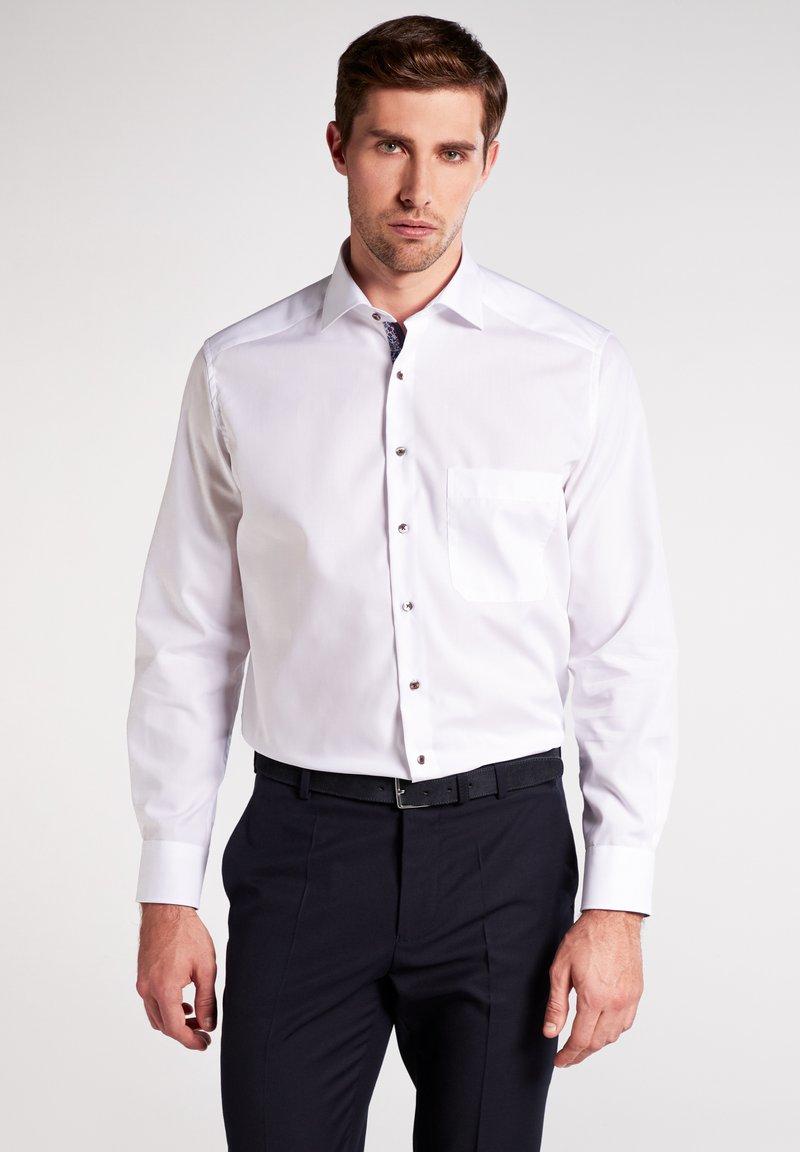 Eterna - REGULAR FIT - Shirt - white