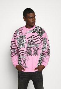Jaded London - COLLAGE  - Sweatshirt - pink - 0