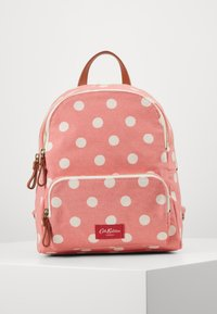Cath Kidston - BRAMPTON SMALL POCKET BACKPACK - Plecak - red - 0