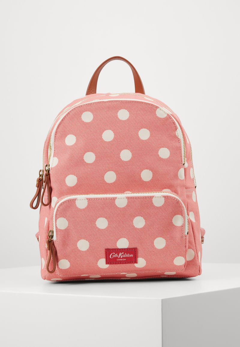 Cath Kidston - BRAMPTON SMALL POCKET BACKPACK - Plecak - red