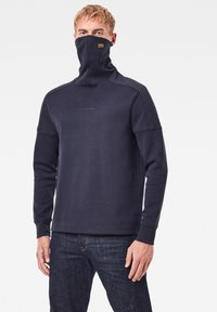 G-Star - COVER - Sweatshirt - mazarine blue - 0