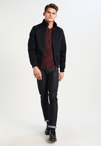 Merc - HARRINGTON - Bomberjacks - navy - 1