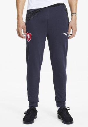 CZECH REPUBLIC CASUALS MAND - Pantaloni sportivi - peacoat