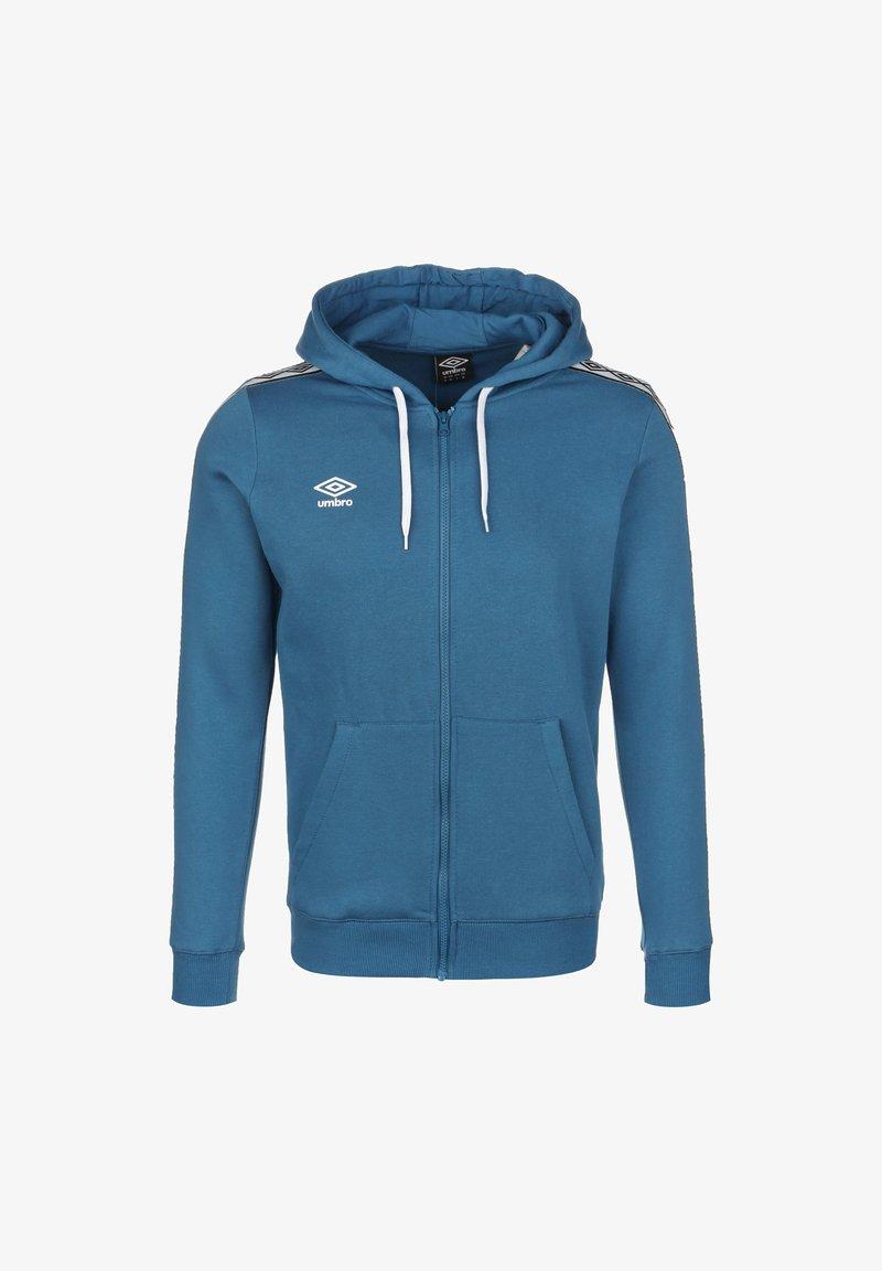 Umbro - Zip-up hoodie - blue sapphire