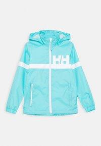 Helly Hansen - ACTIVE RAIN UNISEX - Waterproof jacket - capri - 0
