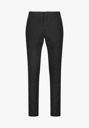 Pantalón de traje - metallic black