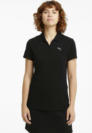 Polo shirt - black cat
