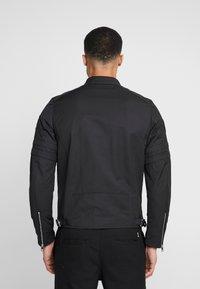 Diesel - J-GLORY JACKET - Summer jacket - black - 2