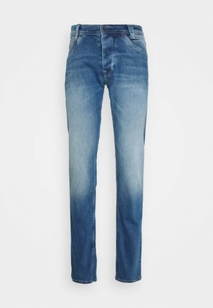 SPIKE - Straight leg jeans - blue denim