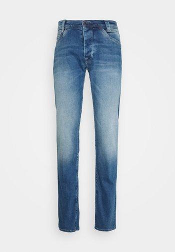 SPIKE - Jeans straight leg - blue denim