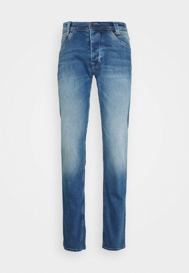 SPIKE - Straight leg jeans - blue denim