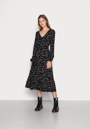 ONLNOVA LIFE AMY LONG DRESS - Day dress - black