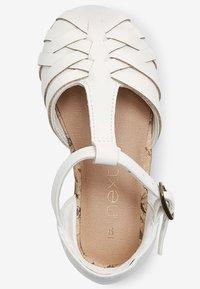Next - Ballet pumps - white - 2
