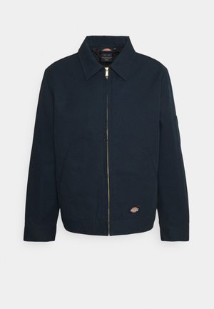 LINED EISENHOWER JACKET - Veste mi-saison - dark navy