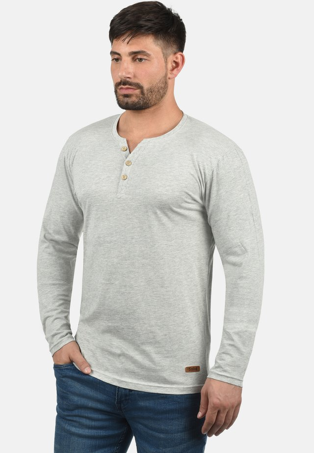 VOLKO - Langærmede T-shirts - light grey