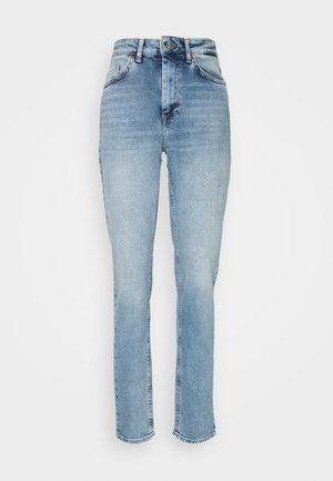 ONLVENEDA LIFE MOM  - Relaxed fit jeans - medium blue denim