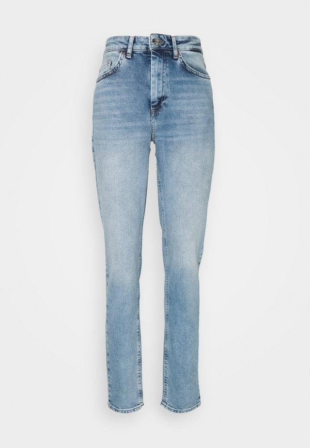ONLVENEDA LIFE MOM  - Jeans baggy - medium blue denim
