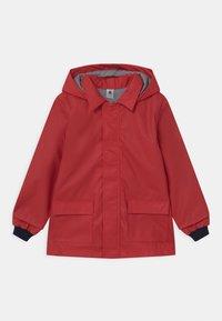 Petit Bateau - HOODED UNISEX - Waterproof jacket - terkuit - 0