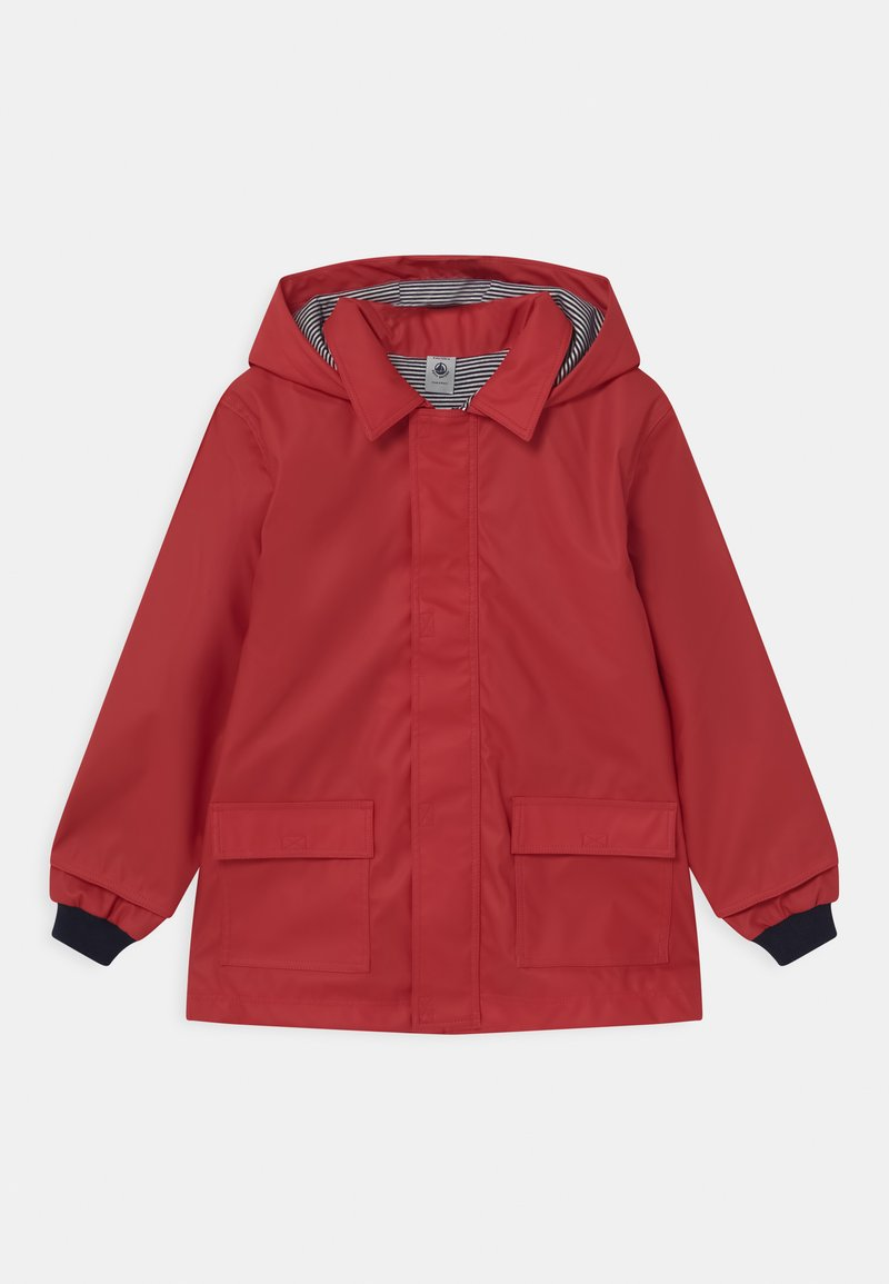 Petit Bateau - HOODED UNISEX - Waterproof jacket - terkuit