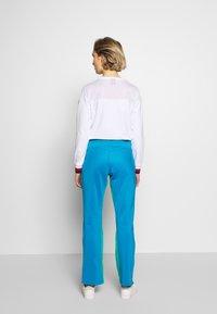 Colmar Originals - LADIES PANTS - Verryttelyhousut - blue - 2