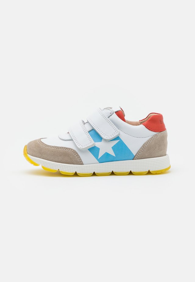 LIAM UNISEX - Sneakers laag - white/red
