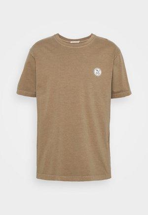 UNO - T-shirt basic - hazel