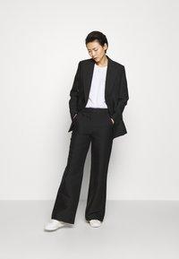 DESIGNERS REMIX - HAILEY - Short coat - black - 1