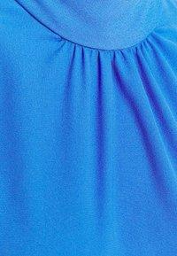 Closet - TIE BACK A LINE DRESS - Kjole - blue - 6