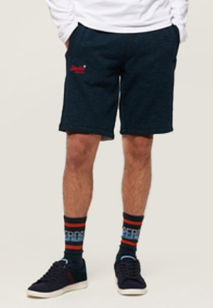 ORANGE LABEL - Shorts - midnight blue feeder